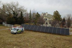 15.6kW Ground Mount Solar, Reno, NV