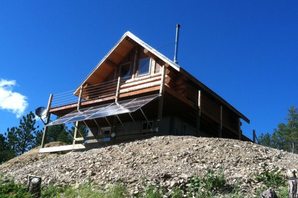 Montana Hunting Cabin