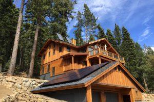 2.3kW Custom Solar Pergola, Reno, NV