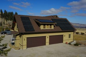 10.4kW Roof Mount Solar, Carson City, NV