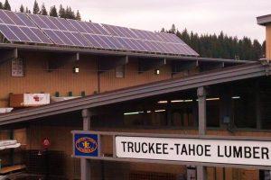 Truckee Tahoe Lumber, Truckee, CA