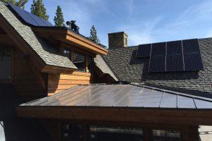 11.2kW Roof Mount Solar, Martis Camp, CA