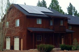 4.2kW Roof Mount Solar, Truckee, CA