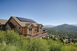 4.4kW Roof Mount Solar, Tahoe Donner, CA