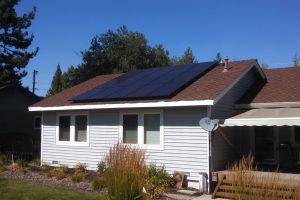 4.4kW Roof Mount Solar, Truckee, CA